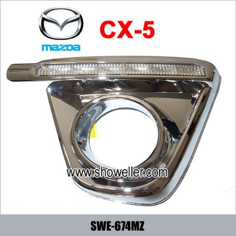 MAZDA CX5 CX-5 DRL LED Daytime Running Light SWE-674MZ